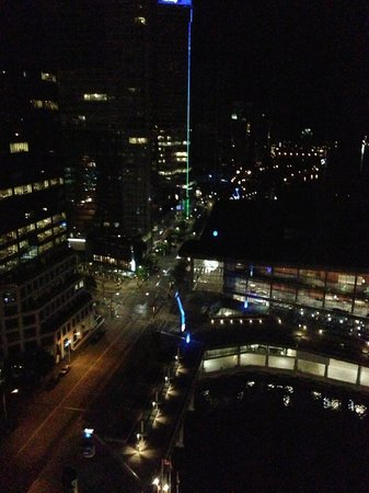 Pan Pacific Vancouver: 夜景