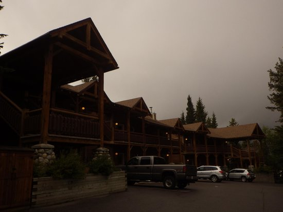 Buffalo Mountain Lodge: 外観