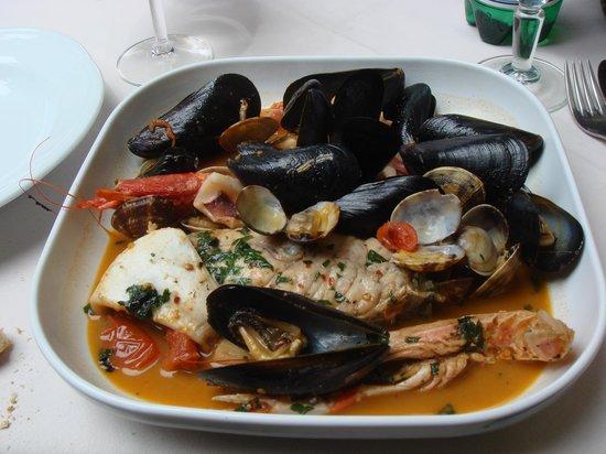 Tiramisu Trattoria : Zuppa di pesce