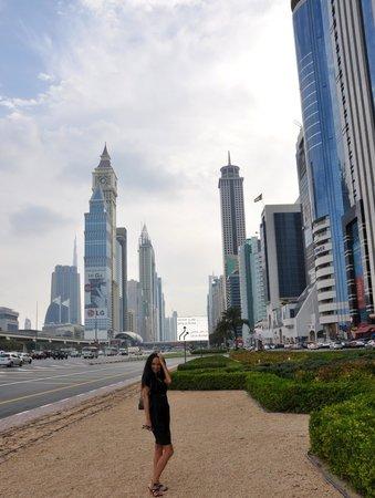 Citymax Hotels Bur Dubai: прогулка по Дубаю 2/02/14