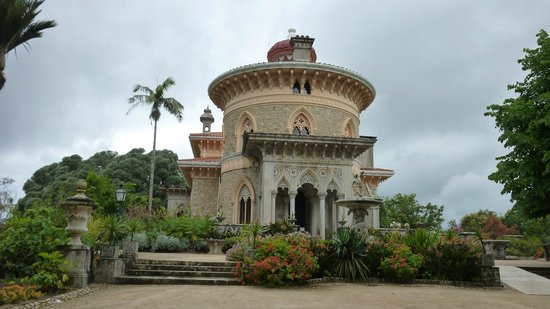 Monserrate Palace, Sintra