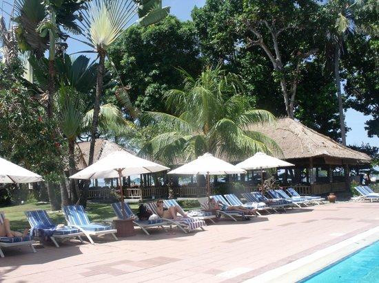 Prama Sanur Beach Bali: smaller pool view