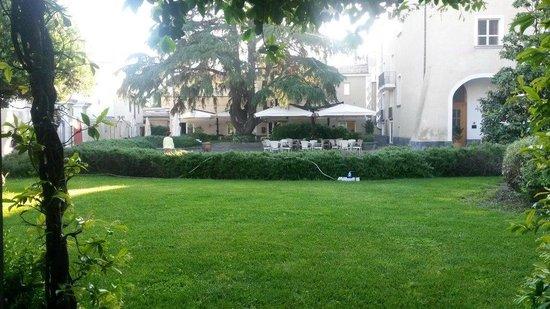 Relais Villa Buonanno: Garden