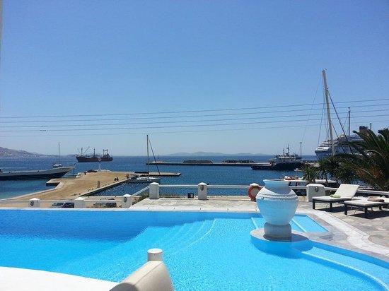 Olia Hotel: pool...