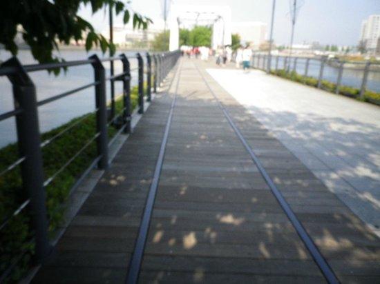 Kishamichi Promenade: 汽車道