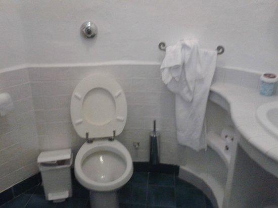 Hotel Resort & SPA Baia Caddinas: bagno