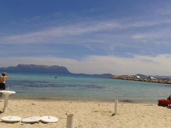 Hotel Resort & SPA Baia Caddinas : spiaggia