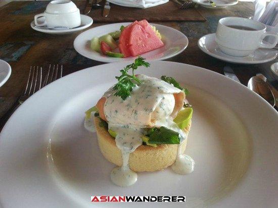 Plataran Borobudur Resort & Spa: Breakfast
