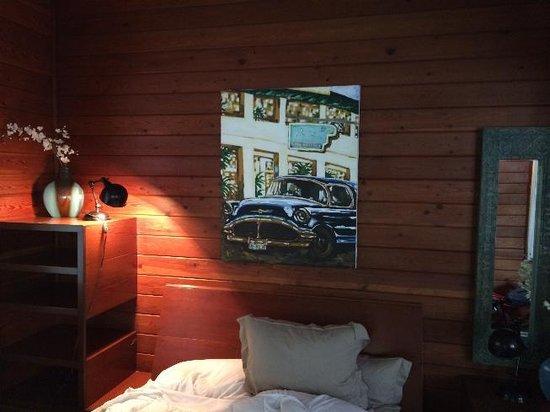 Eden House : Bedroom