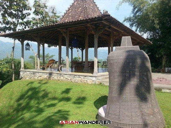 Plataran Borobudur Resort & Spa: Place where daily Yoga class happens