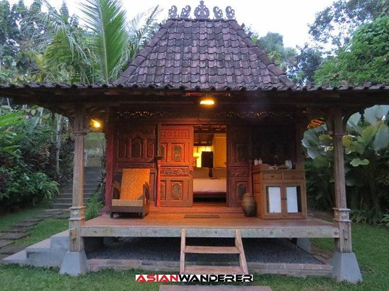 Plataran Borobudur Resort & Spa: Paddy Cabana