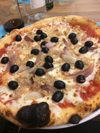 Pizzeria Marina: Pizza Ciurma