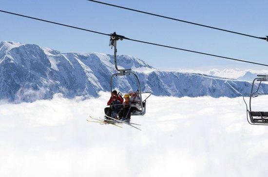 Les Villages du Bachat : Station de ski