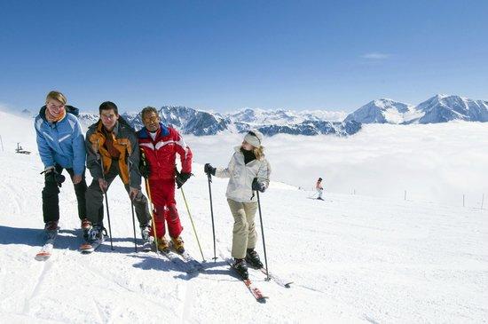 Les Villages du Bachat : La station de ski