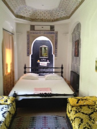 Riad Tibibt: My room. 2nd floor. Exquisite!