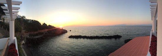 Ischia Blu Resort: View from terrace