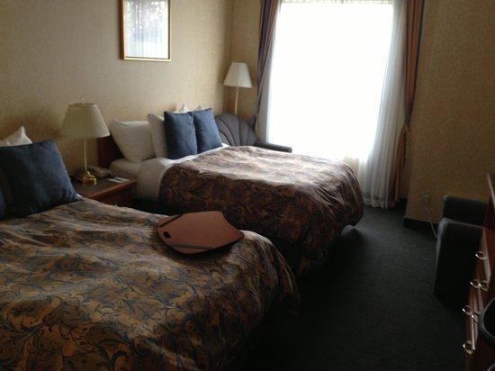 BEST WESTERN PLUS Uptown Hotel: 客室