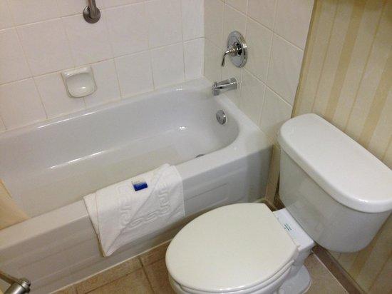 BEST WESTERN PLUS Uptown Hotel: バスルーム