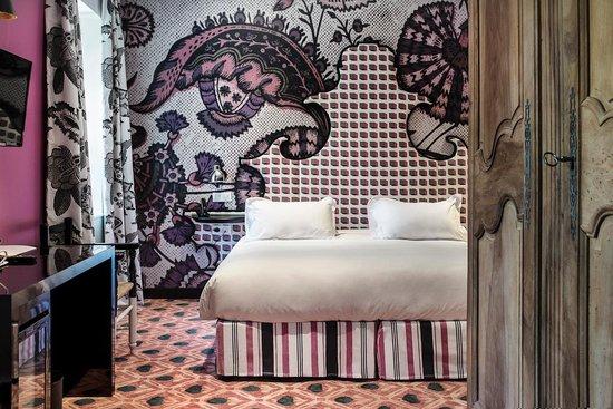 Hôtel & Spa Jules César Arles MGallery by Sofitel : Chambre de l'étage Provençal