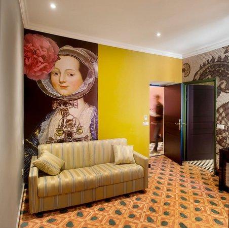 Hôtel & Spa Jules César Arles MGallery by Sofitel : Juniors Suite Provençale