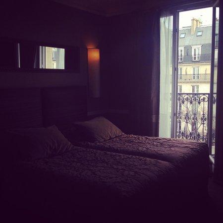 Hotel Le Royal: Double room