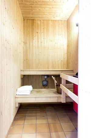 First Hotel Statt: Sauna
