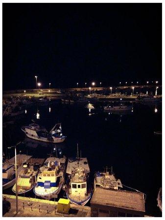 Le Casette del Porto: vista dalla camera