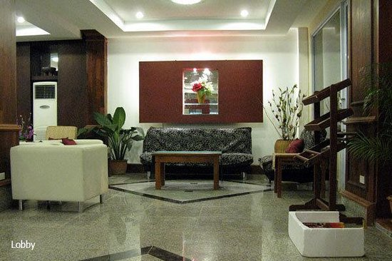 New Rose Boutique Hotel: hotel lobby