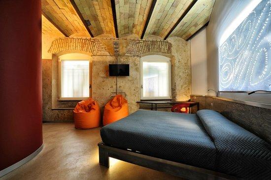 Hotel La Rovere : Design Room (open 2014)