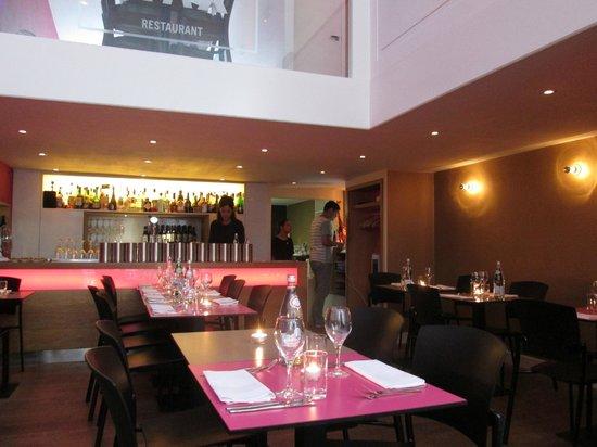 MAX Amsterdam: Max Restaurant