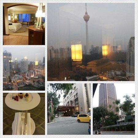 Sheraton Imperial Kuala Lumpur Hotel: Lovely Room (3715)