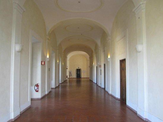 Domus Sessoriana Hotel: Zo ziet het er uit in de boekjes, maar daar zaten we dus niet!