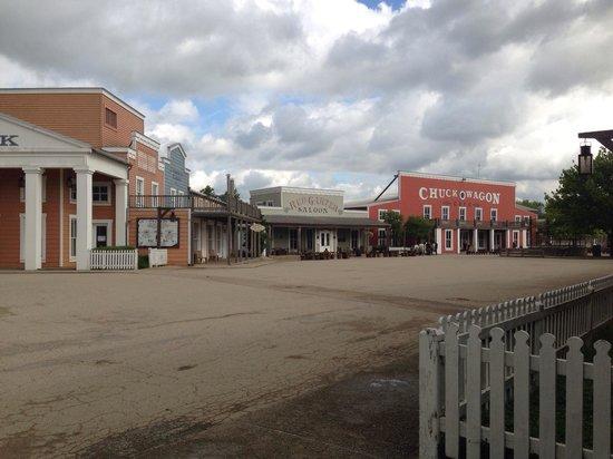 Disney's Hotel Cheyenne: Ristorante