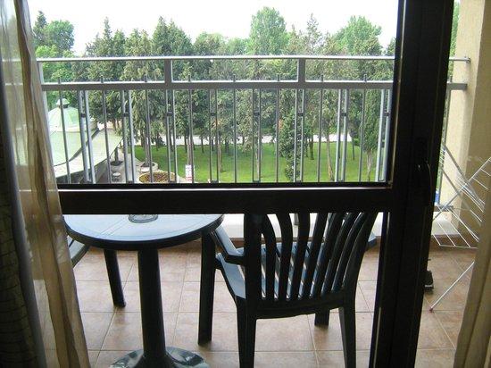 Sol Nessebar Palace: balcony