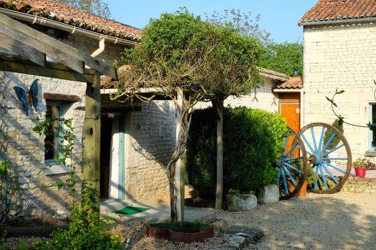 Serigny, Fransa: Le petit coin