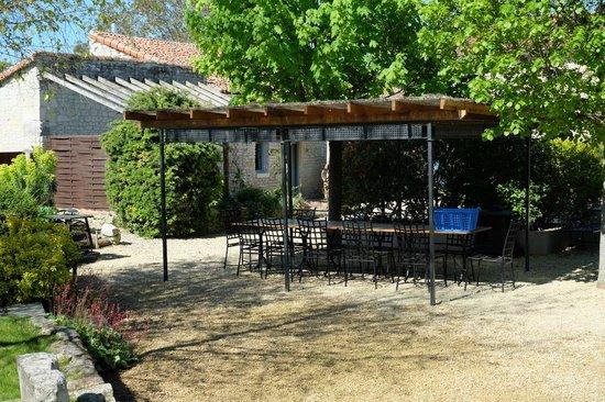 Serigny, França: Shared area