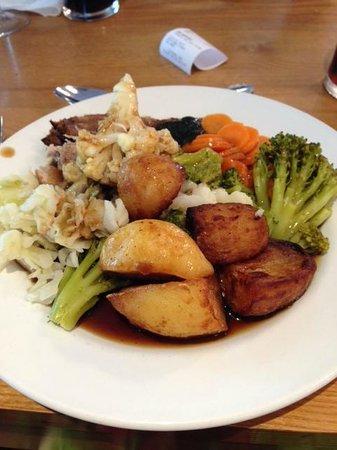 Daresbury Park Hotel: Carvery Dinner