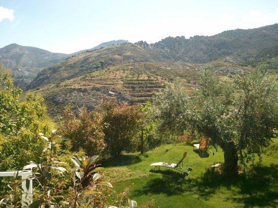 La Almunia del Valle : Parque de Sierra Nevada