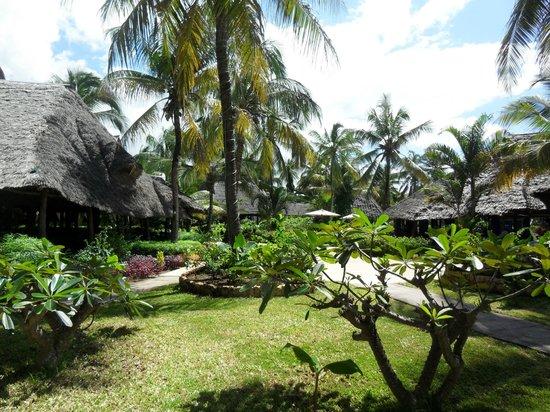 Breezes Beach Club & Spa, Zanzibar: Hotelanlage