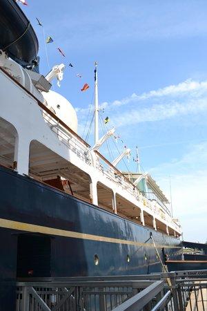 Royal Yacht Britannia: Royal Yacht