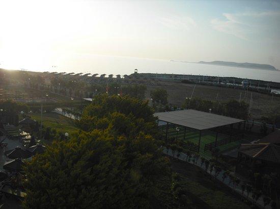 Club Marmara Marina Beach : Sur la plage