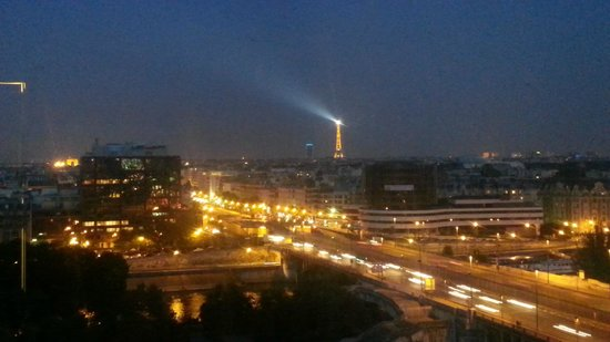 Novotel Paris La Defense: View from room 1104