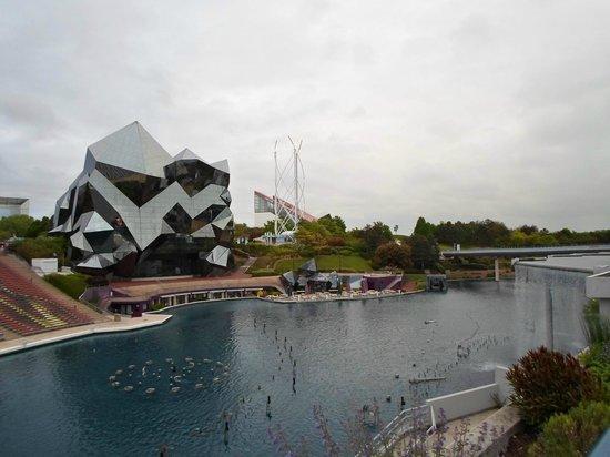 Futuroscope : le parc