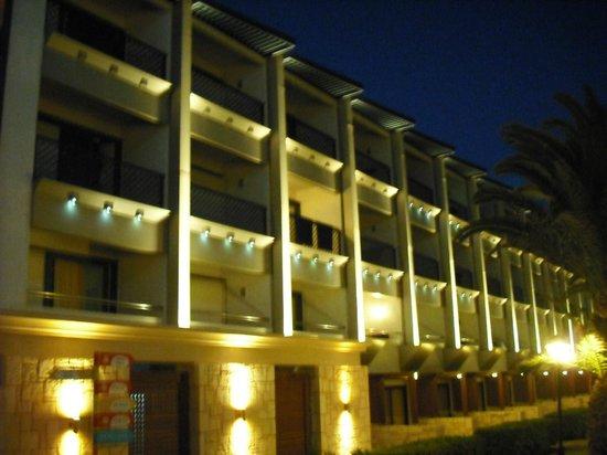 Club Marmara Marina Beach : Vue sur les chambres