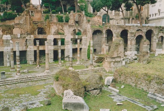 Rome Coliseum Guided Tours : relic