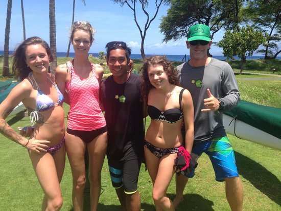 Maui Paddle Sports: Wonderful time! Looking forward to our next adventure!