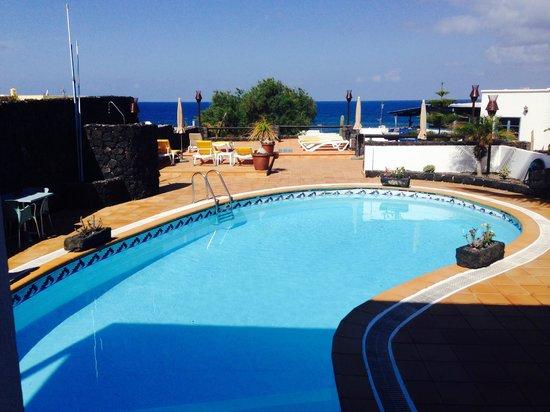 Hotelito del Golfo: Pool