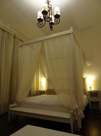 Hotel Villa Marstall: Bedroom