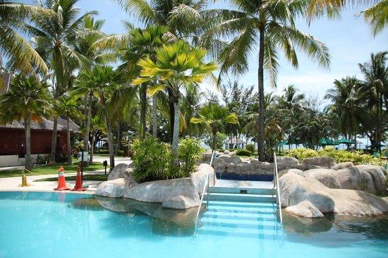 Nexus Resort & Spa Karambunai: Nexus