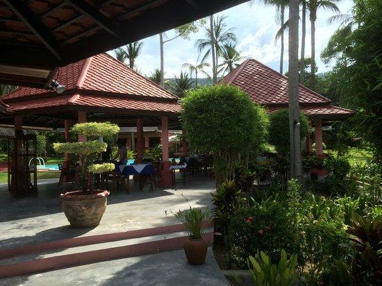 Marco Polo Resort & Restaurant: Restaurant